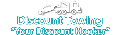 Discount Towing, Logo